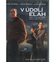 V údolí Elah - DVD plast