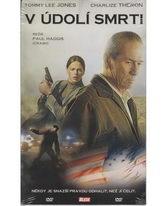 V údolí smrti - DVD