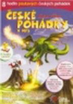 Václav Říha - České pohádky v MP3 (CD) - DVD