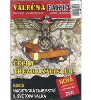 Válečná fakta - Čechy trezor nacistů I ( pošetka ) DVD