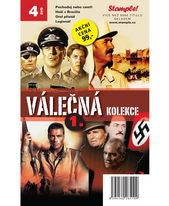 Válečná kolekce 1. - Kolekce 4 DVD - akční nabídka