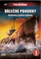 Válečné ponorky - Hitlerovy žraločí smečky 1 - DVD