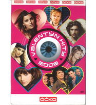 Valentýn Hity 2008 - DVD