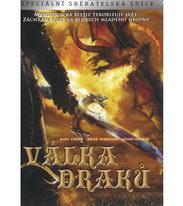 Válka draků - DVD digipack