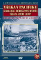 Válka v Pacifiku díl 24 - Guadalcanal - DVD