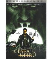 Van Helsing: Cesta upírů - DVD
