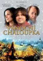 Vánoční chaloupka - DVD pošetka