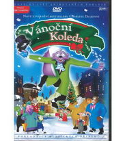 Vánoční koleda - CH. Dickens - DVD