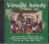 Vánoční koledy - CD