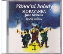 Vánoční koledy - MORAVANKA Jana Slabáka - CD
