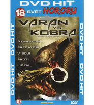 Varan vs. kobra - DVD