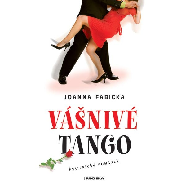 Vášnivé tango - Joanna Fabicka