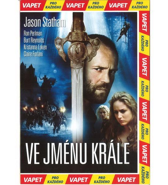 Ve jménu krále - DVD