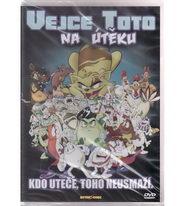 Vejce Toto na útěku - DVD