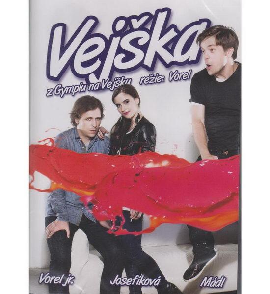 Vejška - DVD