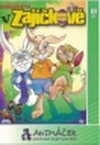 Velikonoční dobrodružství v Zajíčkově  ( pošetka ) DVD