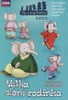 Velká sloní rodinka 3 - DVD