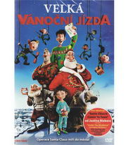 Velká vánoční jízda - DVD