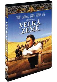 Velká země DVD