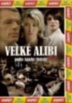 Velké alibi - DVD