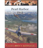 Velké bitvy historie 2 - Pearl Harbor 1941 - DVD