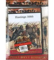 Velké bitvy historie 23 - Hastings 1066 ( časopis + DVD )