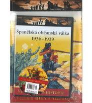 Velké bitvy historie 31 - Španělská občanská válka 1936 - 1939 ( slim  ) DVD