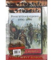 Velké bitvy historie 7 - První křížová výprava 1096 - 1099 - DVD