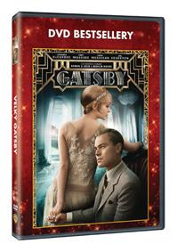 Velký Gatsby - DVD bestsellery