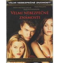 Velmi nebezpečné známosti - DVD digipack