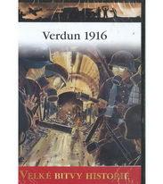 Velké bitvy historie - Verdun 1916 ( slim ) DVD