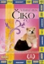 Věrný pes Čiko - DVD