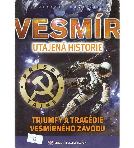 Vesmír: Utajená historie - DVD
