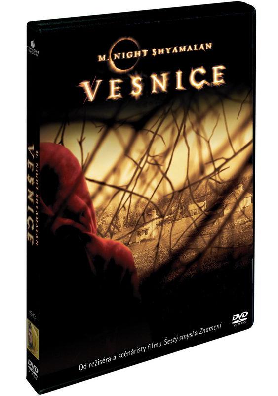 Vesnice DVD