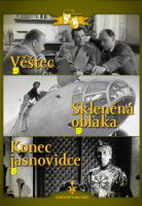 Věštec/Skleněná oblaka/Konec jasnovidce - DVD