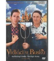 Vidláci v Rusku - DVD plast