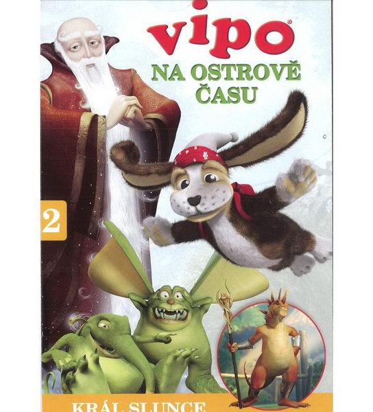 Vipo - Na ostrově času 2 - Král slunce - DVD
