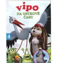 Vipo - Na ostrově času 4 - Ztracený amulet - DVD
