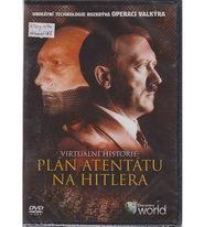 Virtuální historie: Plán atentátu na Hitlera - DVD
