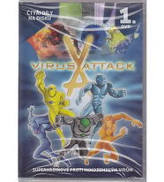 Virus Attack 1. DVD