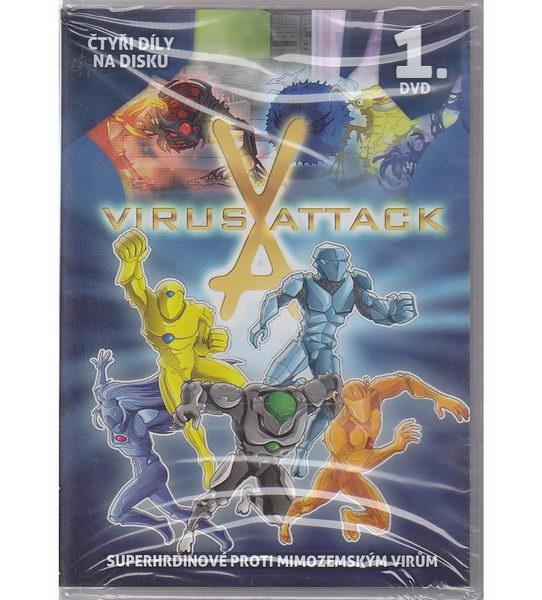 Virus Attack 1. DVD
