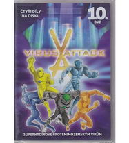 Virus Attack 10. DVD