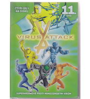 Virus Attack 11. DVD