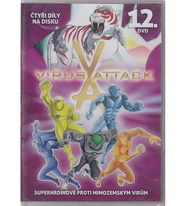 Virus Attack 12. DVD