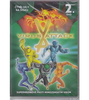 Virus Attack 2. DVD