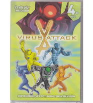 Virus Attack 4. DVD