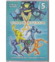 Virus Attack 5. DVD