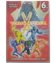 Virus Attack 6. DVD