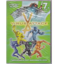 Virus Attack 7. DVD