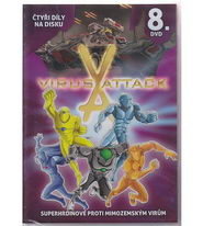 Virus Attack 8. DVD